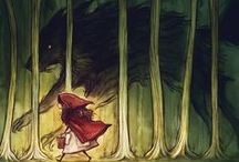 fractured fairytales