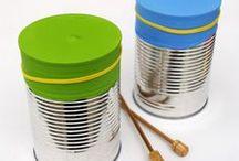 Recycled instruments / Instrumentos reutilizados