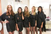 CHARLOTTE TILBURY LAUNCH EVENT / The Julien Farel team partnered with Charlotte Tilbury to create hair and makeup magic at her Bergdorf launch event!