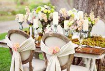 DIY Wedding Ideas / Interesting and unique ideas for DIY weddings.