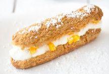 Délices Sucrés / Succombez à nos délices sucrées. Des recettes créatives et faciles à préparer vous sont proposées.      http://www.leparisien.fr/laparisienne/cuisine/recette-cuisine/