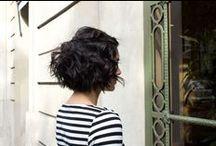 Coiffure / Parce que nos cheveux sont sacrés, ils sont notre atout charme par excellence, quelques conseils pour les sublimer et les mettre en valeur. >> http://www.leparisien.fr/laparisienne/beaute/coiffure/