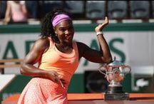 Rolland-Garros & La Parisienne / La Parisienne se met au sport avec le tournois du Grand Chelem : Rolland-Garros !