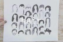 hair / by ♥ L e s l i e ♥