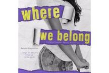 Where We Belong / Alabama Summer Book #4. Ben & Mia's novella. Fan-made teasers and castings for characters.