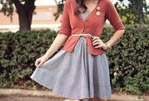 Romantic outifts / Clothes inspirations, Kibbe Romantic and other