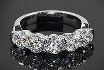 diamonds and jewellery