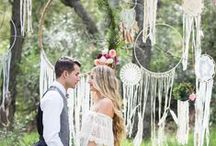 Bohemian Wedding Inspiration / Boho inspiration for your big day!