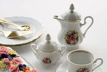 Vintage Tea Party / Find styling inspiration for your next tea party.