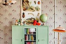 Kids room / Here you can find inspiration for children rooms. Our idea is to show how timeless vintage pieces really are and how much fun they still are!