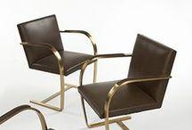 Creative Genius : MIES VAN DER ROHE / German-American architect