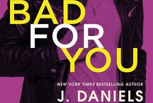 Bad for You / Dirty Deeds Book #3. Stitch & Shay's story. Fan-made teasers and castings for characters.