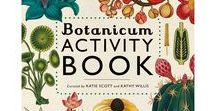 Books • Botany / References of Botanical books for read and view illustrations