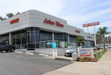Our Dealership / John Hine was founded in 1957 in Mission Valley and has been serving San Diego drivers ever since. We take pride in our facility.