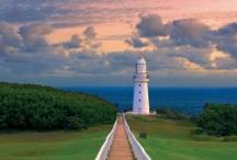 Lighthouses / by Linda England