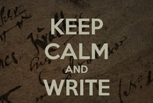 writing stuff