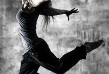 Dancing / Because dance is the most beautiful and enjoyable type of fitness