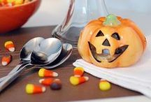Halloween + Thanksgiving / Ideas for fun and food over the fall holidays! :D / by Viki Stanley-Hutchison