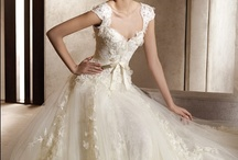 Bridal Dresses / by Linda England