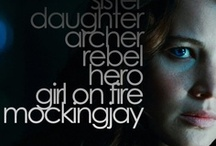 Fan stuff / Hunger Games, Divergent, Titanic, The Notebook... etc