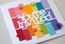 Birthday invitation / by Maura Casali