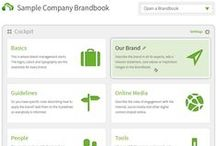 Your Brandbook / Your Brandbook - manage your brands in the cloud. A must-have for every creative design office. YB is a cloud-based SAAS start-up. www.yourbrandbook.com