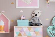 nursery ••• DecOr ••• ideas / by rOOmObaby