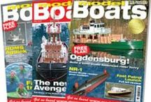 Model Boat Magazines / Welcome to Model Boats.co.uk, the online home of Model Boats magazine including model boat kits. As you will see when you look around, we're still working hard to make sure that this site becomes every boat modeller's home from home on the web.