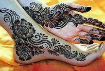 Mendhi / by Karishma Garach Parbhoo