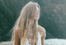 Bohemian Fashion / Mountainside designs jewelry complements the bohemian sensibility