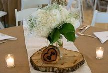 Rustic/Vintage Floral Weddings / Here are some more floral ideas for your vintage wedding.