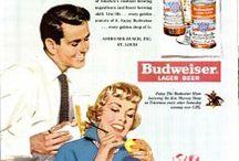 50's liquor ads