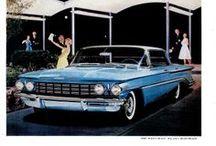60's Car ads