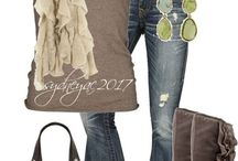 fashion - jeans,shorts,,casual / Fun, Jean  / by Julie LeFoy