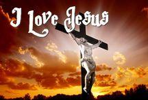 Jésus et les siens