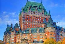 Canada,  le Québec
