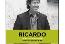 Recettes de Ricardo Larrivée
