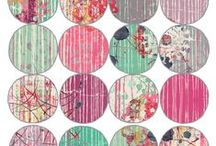Pattern Designs | My Work / surface pattern design for textiles, wood and wallcoverings                        www.leahphillipsdesign.com