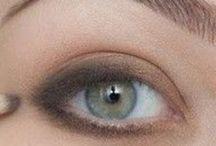 #eye#makeup#basic#glam