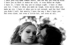 ~ 10 THINGS I HATE ABOUT YOU ~
