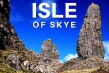 Isle of Skye / Only the best locations, pictures and trip ideas of Isle of Skye in Scotland