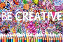 Be creative / On this board feel free to inspire others with your favorite creativity pins. Please pin at least one thing on this board! PLEASE DO NOT POST ANYTHING INAPPROPRIATE OR NOT FOR ALL AGES YOU WILL BE REMOVED!