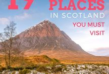 Scotland Travel Inspiration / All the essentials to inspire you to start your own adventure in Scotland. Best Scottish hidden gems, travel tips, tricks and guides