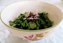 Salatalar - Mezeler  / Resimli Yemek Tarifleri