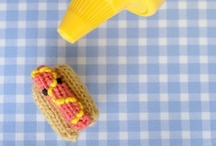 Delicious Designs / Craft adorable faux food treats with your own two hands.