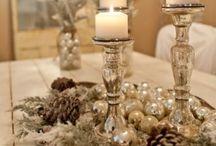 Christmas inspirations / Inspiraatiokuvia jouluvalmisteluihin