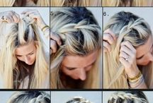 Hairstyle ideas diy