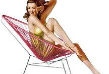 I LOVE chairs