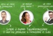 Centri di Formazione TOP / Corsi, esami, concorsi, stage: finalmente tutto in unico portale Basta con il passaparola, le raccomandazioni, le ricerche che non portano a niente. Se stai cercando il corso giusto, per te c'è Tuttoformazione, il portale che ti mette in contatto direttamente con scuole ed enti di formazione. Area riservata, gestione delle richieste, mail alert , motore di ricerca corsi completo e dettagliato: tutto in un unico portale, gratis per te.  www.tuttoformazione.com