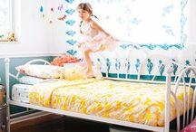 KIDS: girls bedrooms